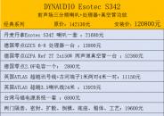 丹拿 Esotec S342 (七)