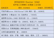丹拿 Esotec S342 (八)