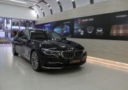 高品质,高标准,高工艺,宝马7系细致改装汽车隔音