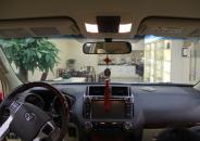 品质至上,丰田普拉多改装丹拿汽车音响