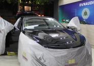 李先生的新款丰田凯美瑞,丹拿272汽车音响无损改装