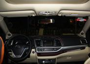 品质与经典的追求兼备,汉兰达改装丹拿242汽车音响