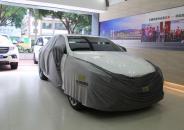 张先生的微信分享——丰田锐志丹拿236汽车音响改装