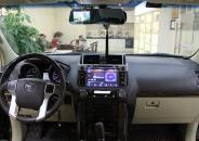 祝先生的丰田霸道丹拿242汽车音响升级改装
