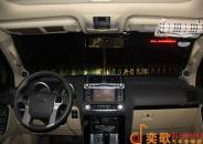 卢先生的丰田霸道改装丹麦丹拿经典242汽车音响