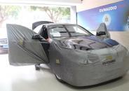 吴先生的宝马5系改装丹麦丹拿372汽车音响