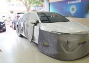 林先生的丰田凯美瑞改装丹拿236汽车音响