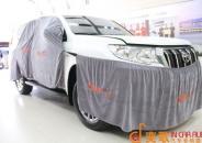 中东版丰田霸道改装丹拿272音响:感受硬派SUV的柔情绰态