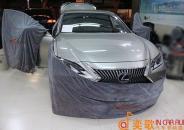 对声音质感的追求:刘先生的雷克萨斯ES200丹拿236音响改装